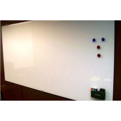 Glass Magnetic Board magnetic glass white board JQINBTK