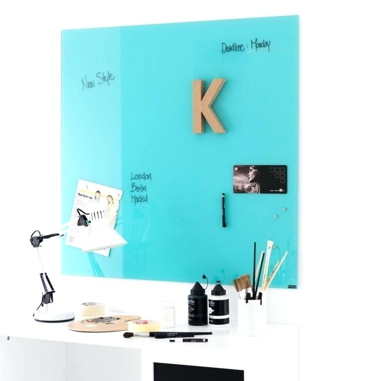 Glass Magnetic Board – The modern version of the pin board
