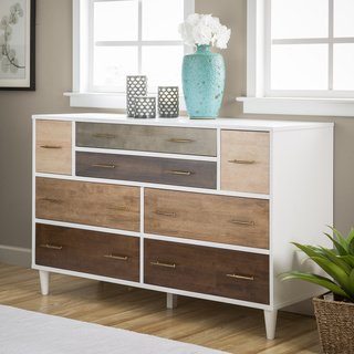 Buy Mid-Century Modern Dressers & Chests Online at Overstock.com