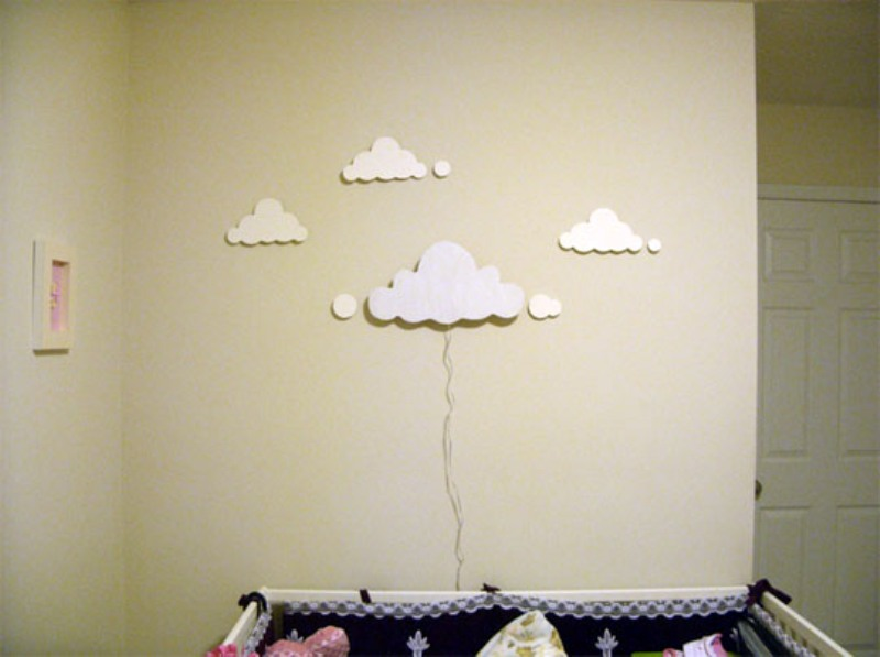 Nursery Wall Lamps Home Interior