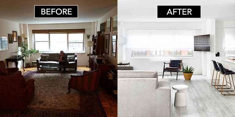 Small Apartment Design Transformed This NYC Apartment - Small Apartment  Decorating