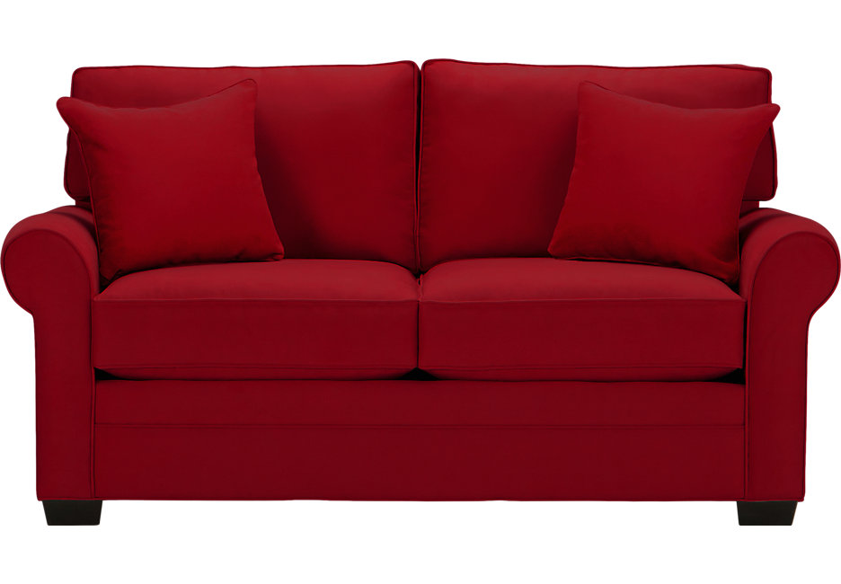 For smaller living spaces, sofa loveseats are an ideal seating solution.  They take up significantly less room than a standard sofa while still  providing