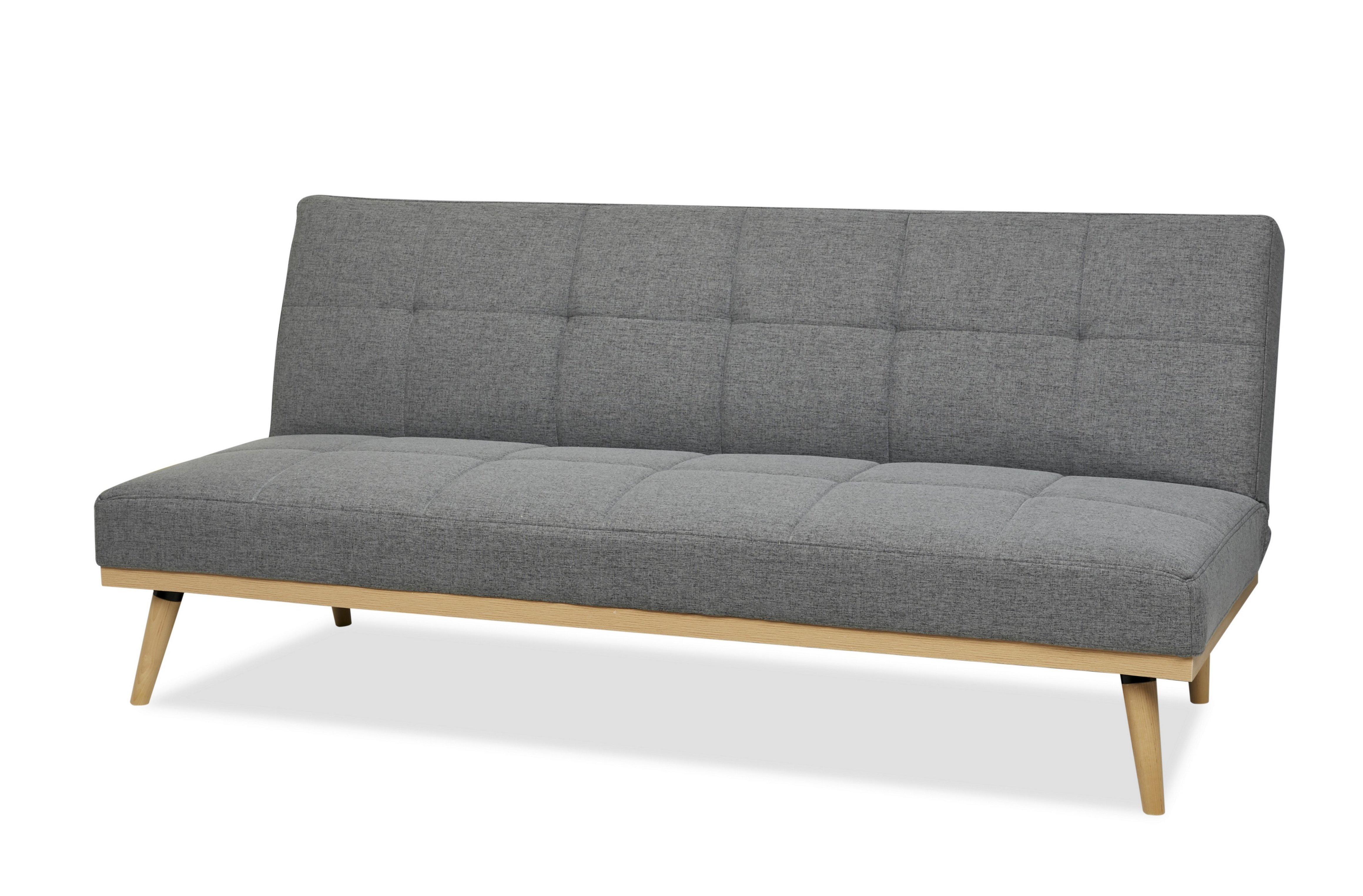 Leader Lifestyle Milo 2 Seater Clic Clac Sofa Bed & Reviews | Traveller Location.uk