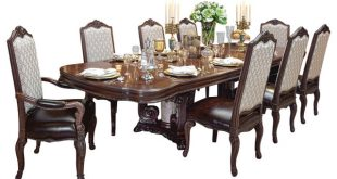 Victoria Palace 10-Piece Dining Table Set - Victorian - Dining Sets - by  Warehouse Direct USA