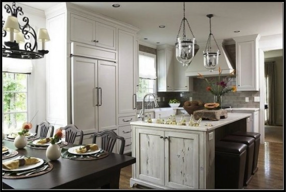 Farmhouse Kitchen Lighting Vintage Ceiling Lighting For A Classic