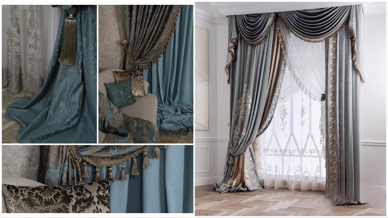 Modern Curtain ideas | Stunning curtains designs 2019 collection