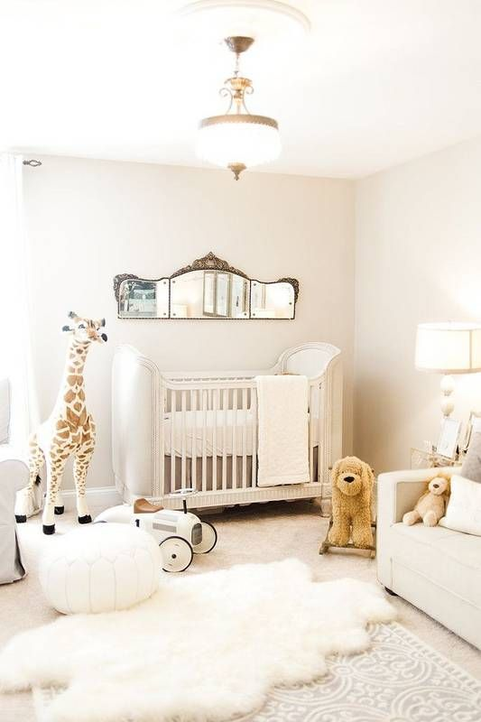 20 Sweet Nursery Ideas You'll Want To Steal ASAP | the kid's room