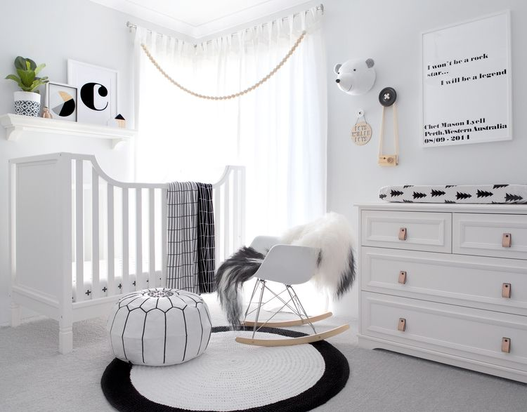 15 Best Nursery Ideas - How to Decorate a Girl or Boy Baby's Room