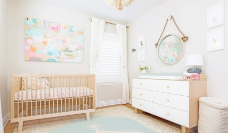 Nursery Ideas on Houzz: Tips From the Experts