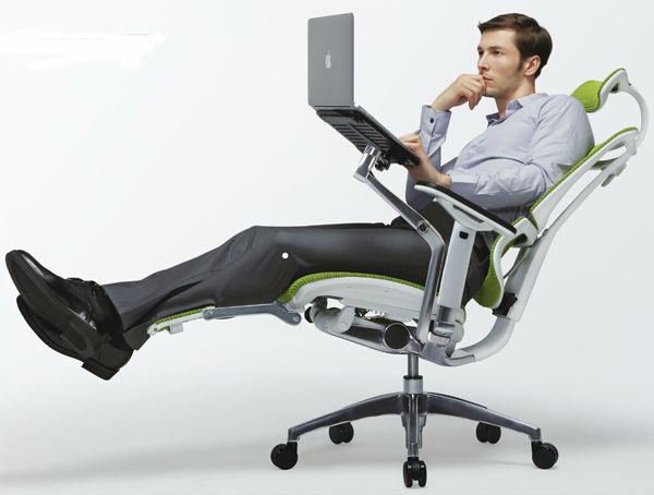 Office Works Chair/relax Back Office Chairs(oc-090) - Buy Relax Back