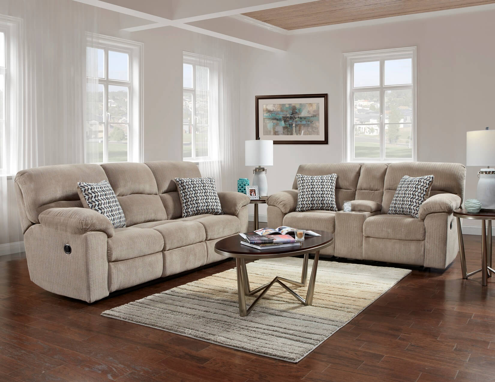 Reclining Sofa And Loveseat Home