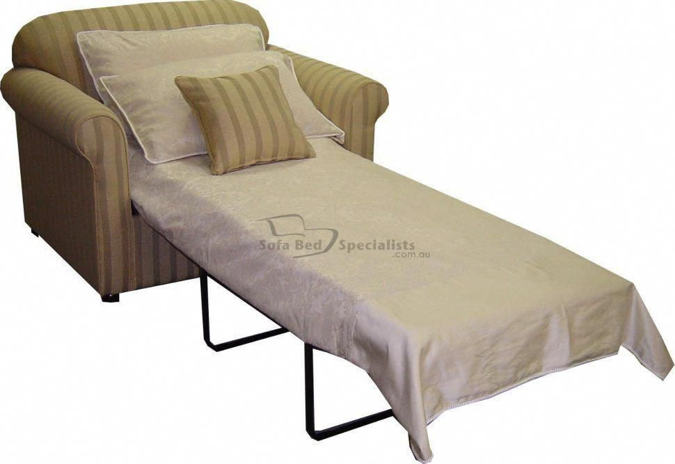 Single Seat Sofa Bed Home Interior