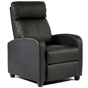 Traveller Location: BestMassage Recliner Accent Club Chair Single Sofa Couch with  Footrest: Home & Kitchen